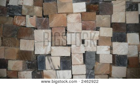 Square-Firewood