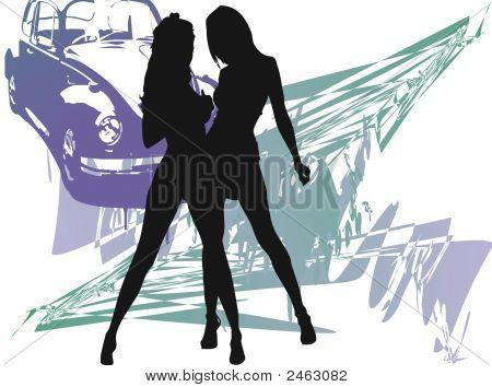 Sexy Girls Dancing