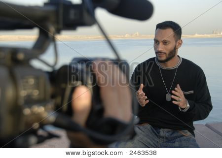 Tv Presenter