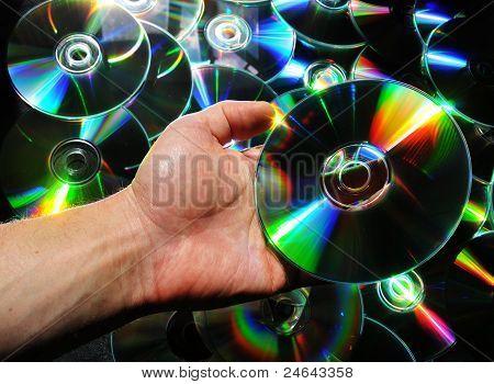 Disk jockey