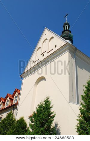 Church of Sts. Joseph in Sandomierz, Poland.