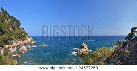 Costa Brava Landscape