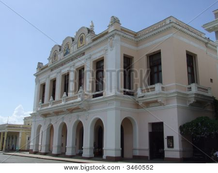 Tomas Terry Theater In Cienfuegos