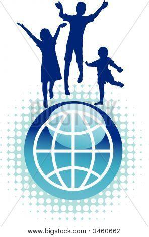 Globe Jump Kids