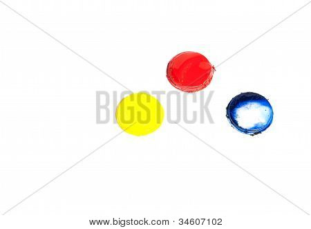 Primary Colors Paint