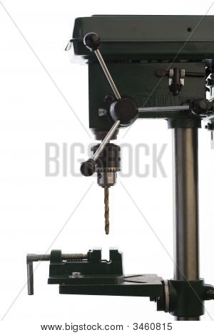 Precision Drill Press