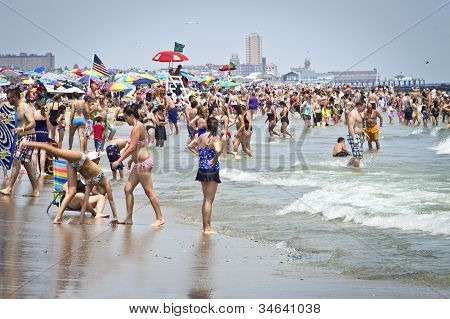 Cooling Off Jersey Shore