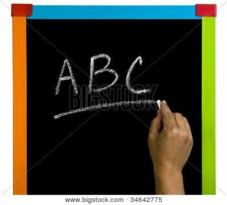 Abc Blackboard