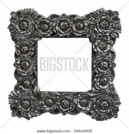 Baroque Frame Roses