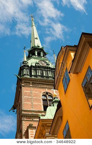 German Church In Stockholm