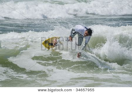 Participant In The Exile Skim Norte Open 2012
