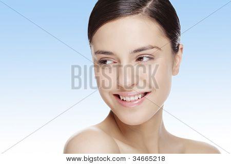 fresh natural beauty image