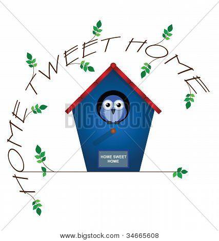 Haus Heimat tweet