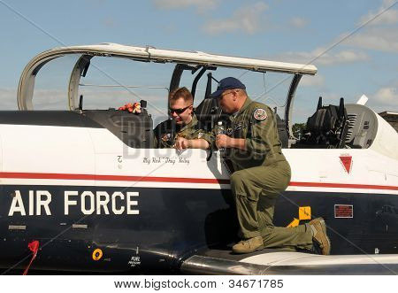Air Force Pilot Training