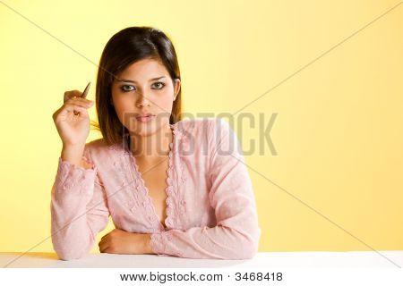 Asian Muslim Working Women