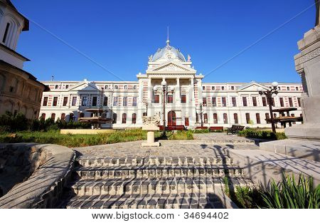 Coltea Hospital in Bucharest, Romania, Europe