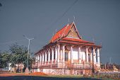Wat Speu, A Pagoda Of Buddhism Of Cambodia poster