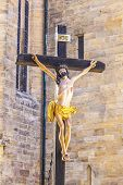 stock photo of inri  - The Crucifixion  - JPG