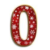 Christmas Isolated Zero