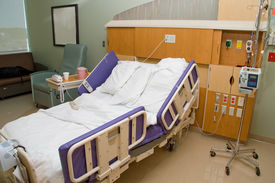 image of medical equipment  - A medical patient - JPG