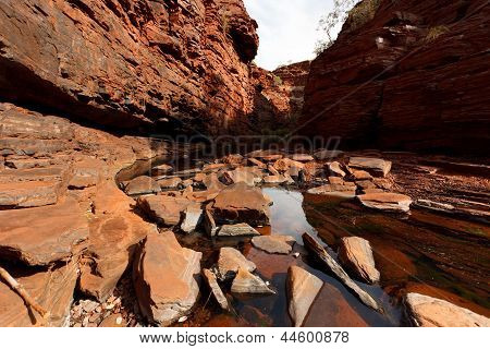 Karijini National Park Gorge