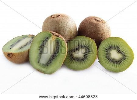 kiwi fruits from New Zeeland