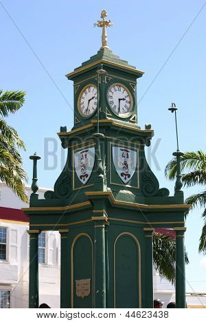 Berkeley Memorial Clock