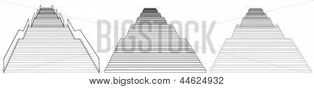 High Staircase Vector