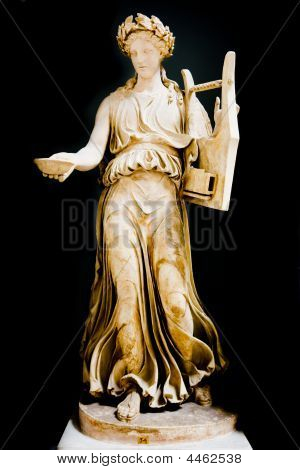 Roman Muse Of Music