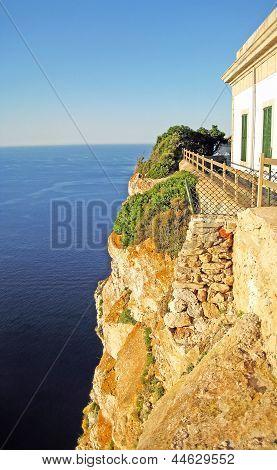 Abyss At Cap De Formentor, Majorca