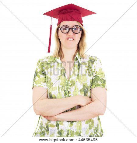 Female Graduate