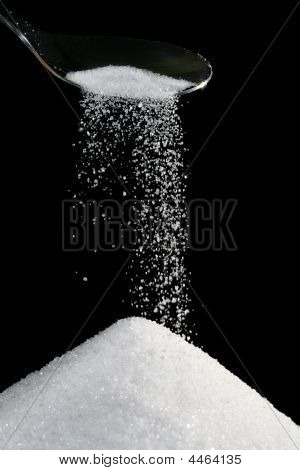 Caída de azúcar