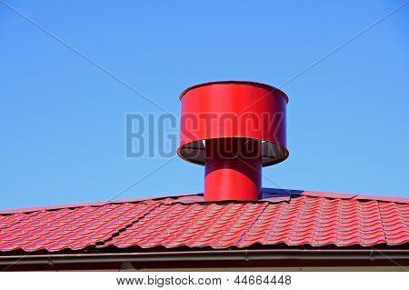 Rooftop Vent