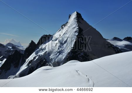 Dent D'herens North Face