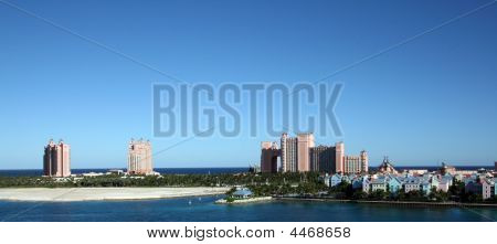 Atlantis Resort On Paradise Island Nassau Bahamas