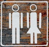 Tourist Service Sign poster