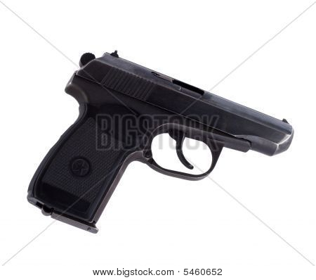 Russian Pistol Of Makarov