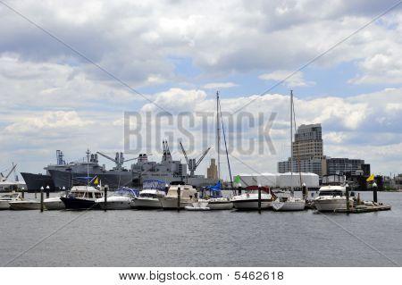Inner Harbor, Baltimore