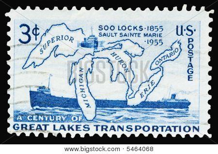 Lakes 1955