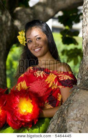 Hawaiian Teenager