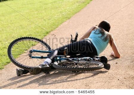 Crash With Bicycle