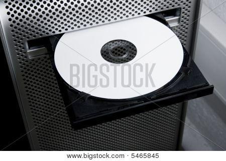Dvd en blanco