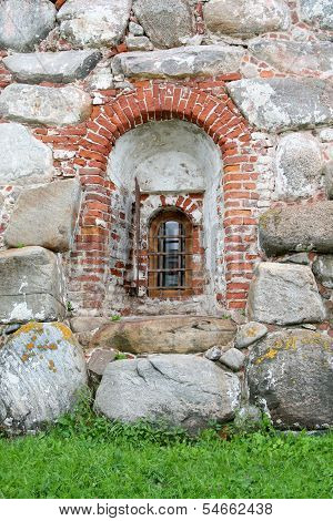Window In The Thick Wall