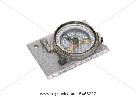 Old Mountain Compass