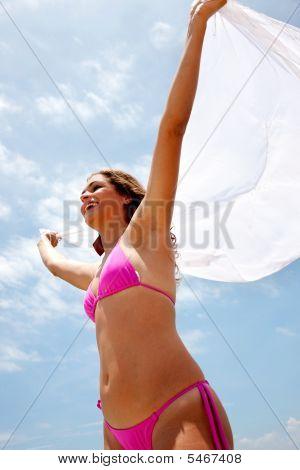 Feeling The Wind