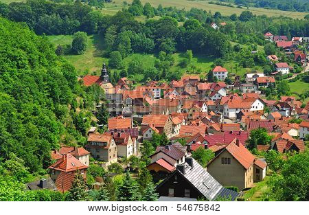 Steinbach,Thuringian Forest,Thuringia,Germany