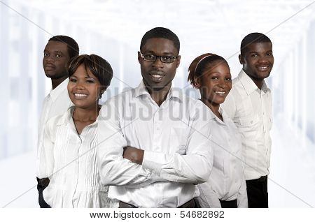 African Business Team / Five Partners