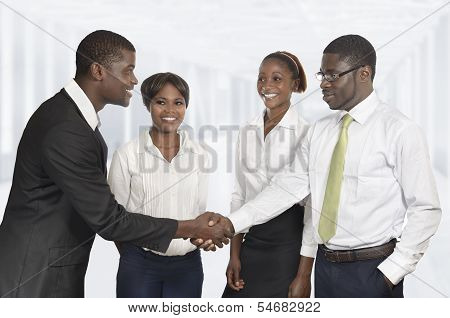 African Business Meeting