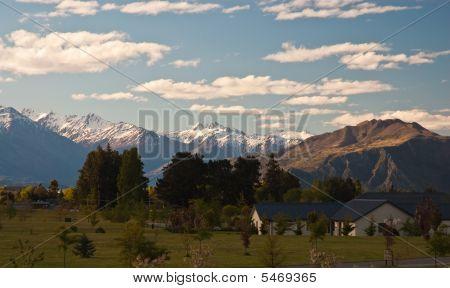 The Remarkables, Wanaka, New Zealand