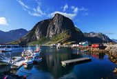 Lofoten island,Norway